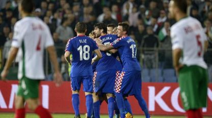 Автогол на Николай Бодуров  и бой в мача срещу Хърватия на националния стадион