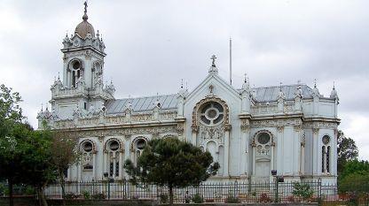 Железная церковь Св. Стефана в Стамбуле