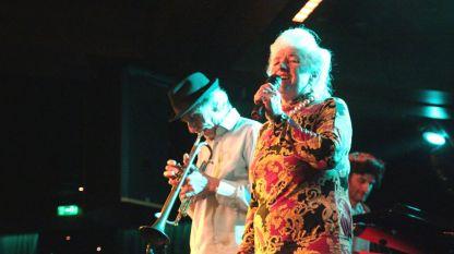 Trompetçi Erik Truffaz ve Yanka Rupkina.