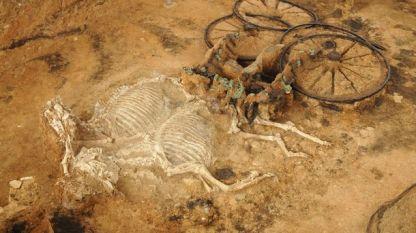 На 25 юни 2010-а година бе открит реставрираният Археологически комплекс