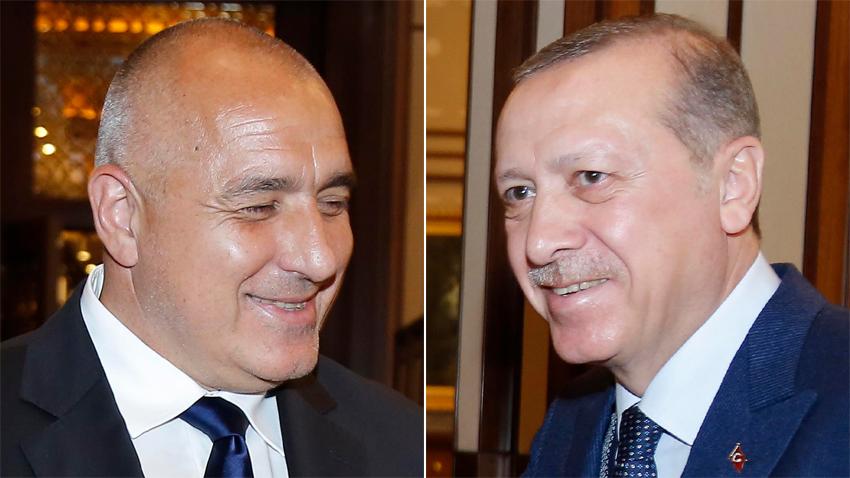 Bojko Borissow / Recep Erdoğan