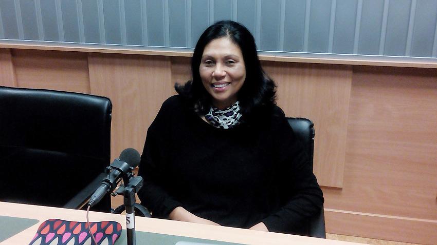 Н.Пр. г-жа Ванеса Ивон Калвърт, извънреден и пълномощен посланик на Република Южна Африка у нас