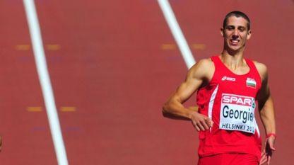 Намалиха с една година наказанието на спринтьора Георги Георгиев