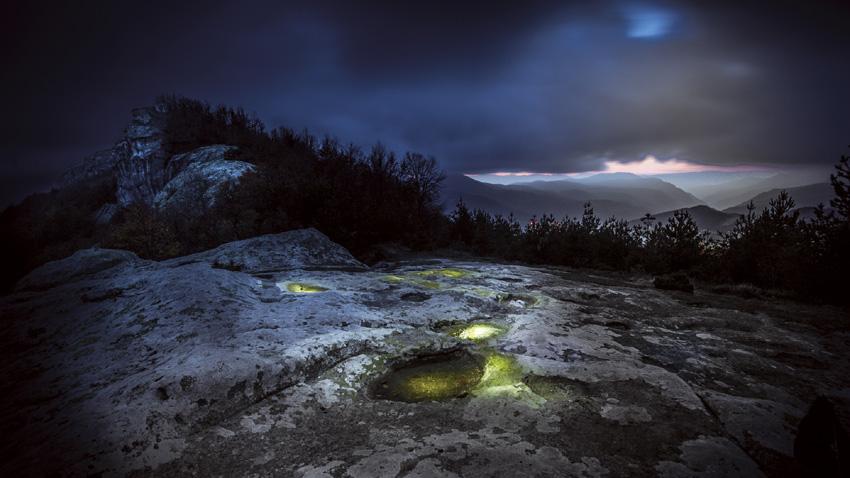 Скальное святилище Белинташ