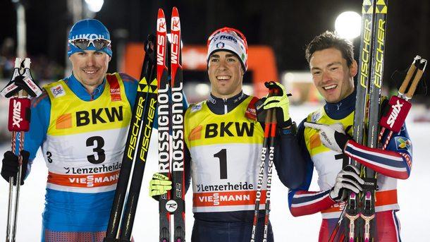 493cb0d8df8 ... Фала (Норвегия) спечелиха спринтовете при мъжете и жените в първия кръг  на 10-о издание на най-популярната верига за Световната купа по ски-бягане
