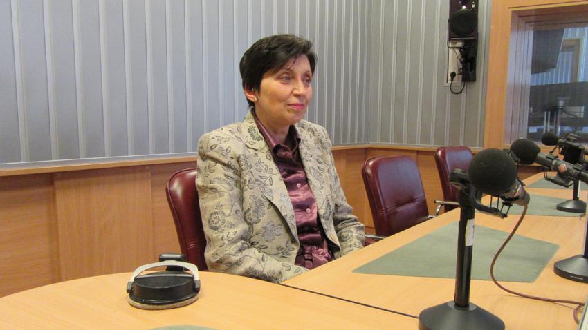 Слава Иванова - директор на Националната галерия