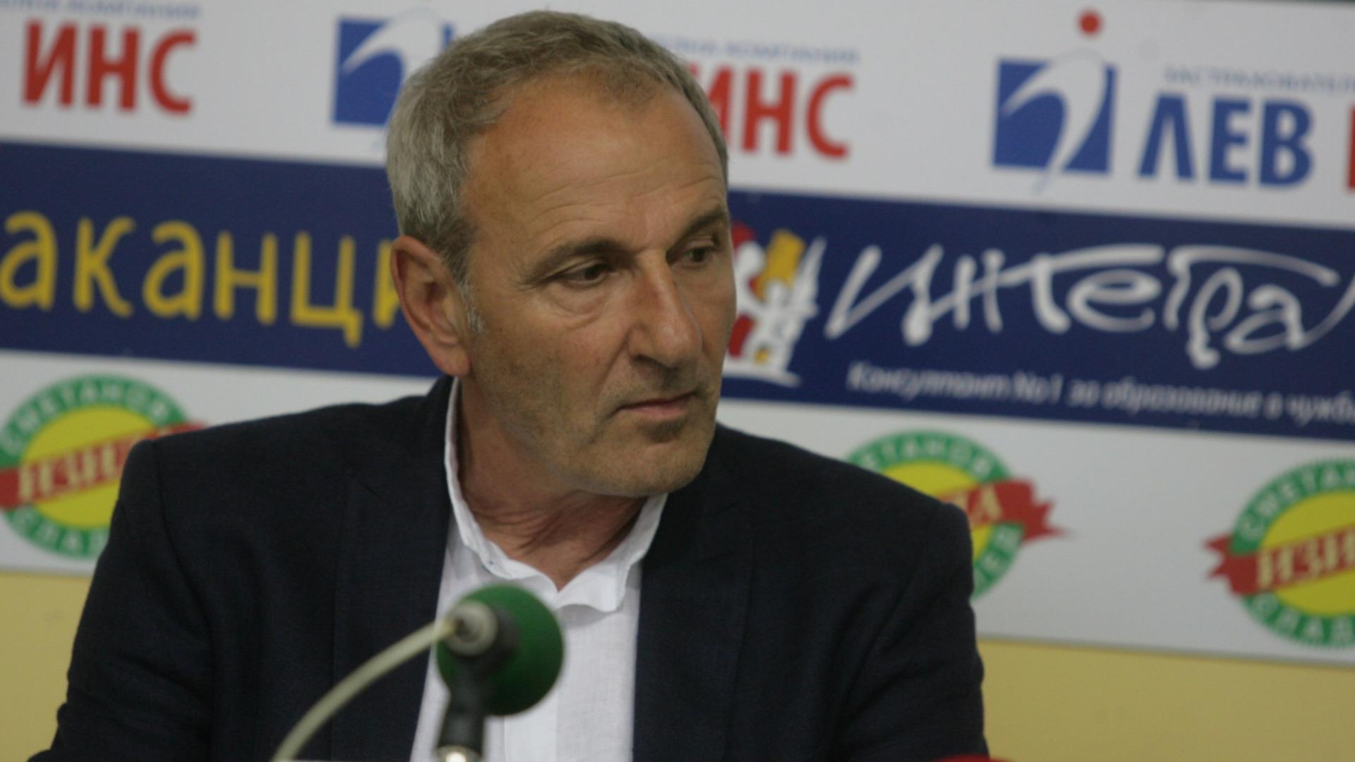 Никола Спасов