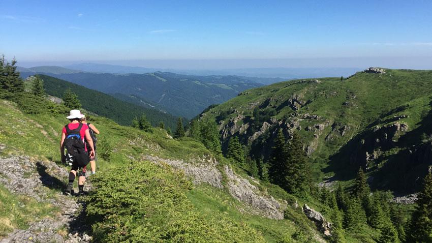 """Асоциацията на планинските водачи """"Планини и хора"""" е създадена преди"""