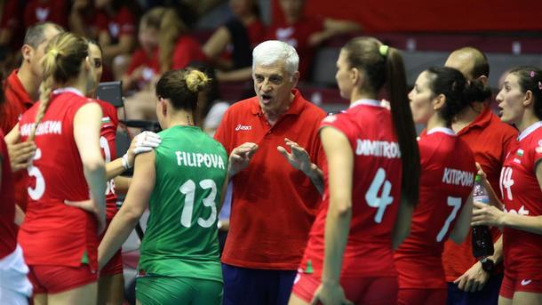 Иван Сеферинов: Няма да ухажвам състезателки, ще играят тези които искат да са в националния отбор
