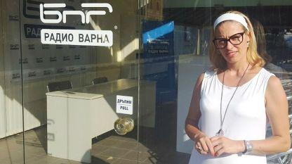 Открито студио на Радио Варна