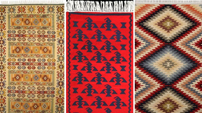 Пиротски, каракачка и бакамски килим
