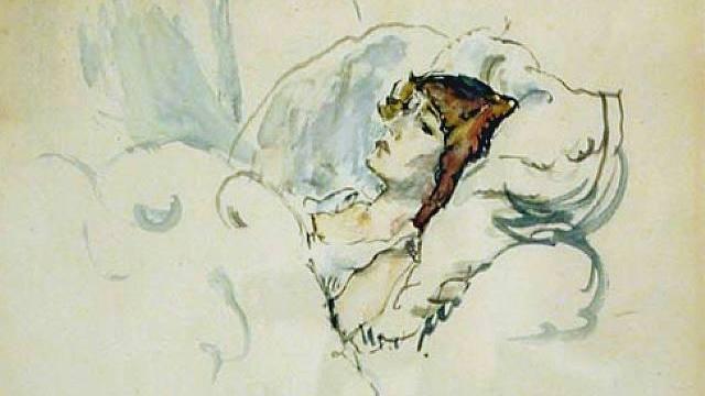 Hermine au lit, Снимка: Уикипедия
