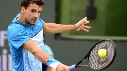 Григор Димитров ще играе и в надпреварата на двойки на турнира в Мадрид