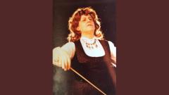 Радосвета Бояджиева - първата жена диригент у нас