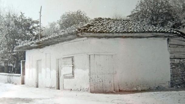 Günümüzde Komite Evi olarak bilinen papaz İvan Samokovski'nin evi.