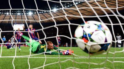 """""""Барселона"""" стъпи на върха в Европа"""