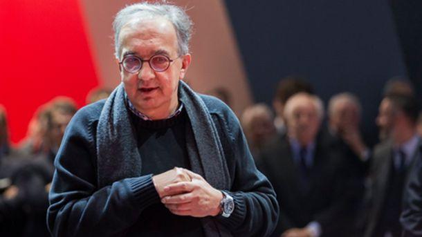 Серджо Марчионе подава оставка като шеф на Fiat и Ferrary