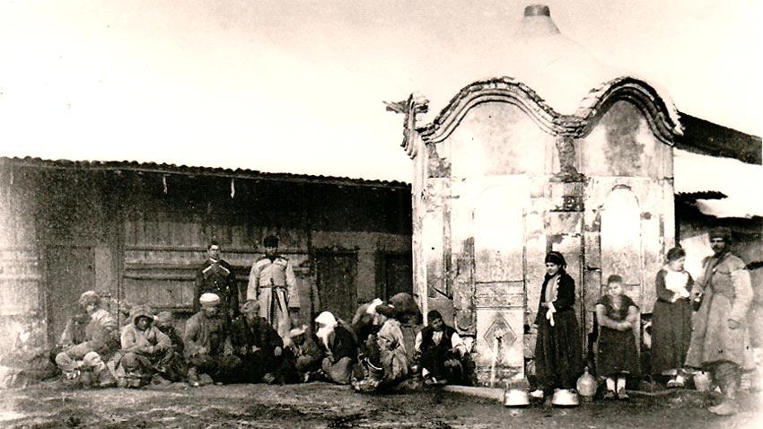 Des réfugiés turcs à Sofia