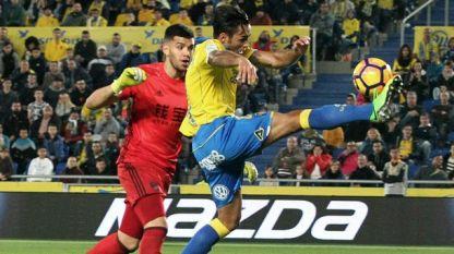 """""""Реал Сосиедад"""" победи с 1:0 като гост """"Лас Палмас"""""""