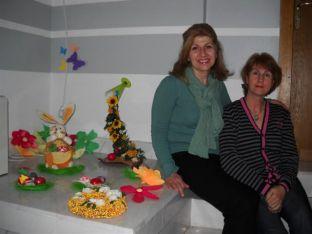 Джени Косева и Мария Кадиева