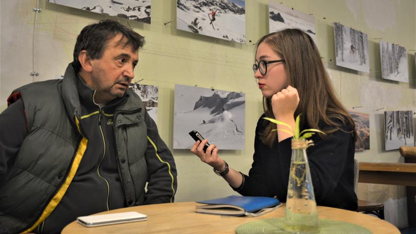 Димитър Попов и Анна Владимирова