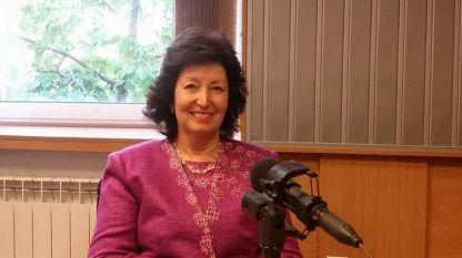 Милка Василева, председател на съсловната организация
