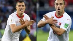 ФИФА разследва жестовете на швейцарски национали