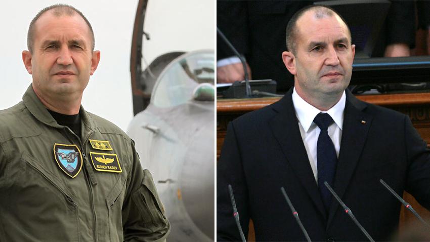 Presidenti i ri bullgar Rumen Radev