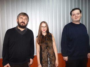 Марин Бодаков; Надежда Тричкова; Никола Петров