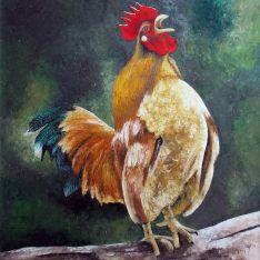 картина на художника Д.Добрев