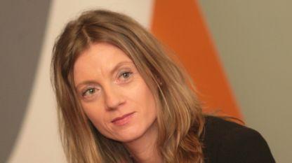 Милена Дамянова, председател на парламентарната комисия по образование