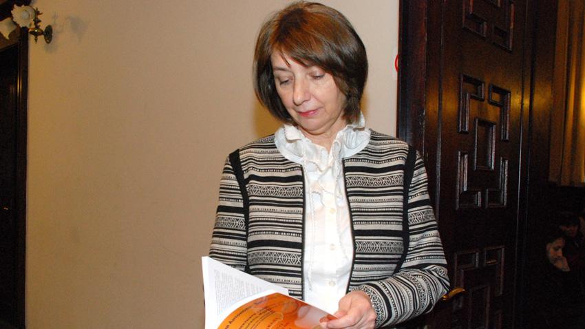 Проф. Лучия Антонова