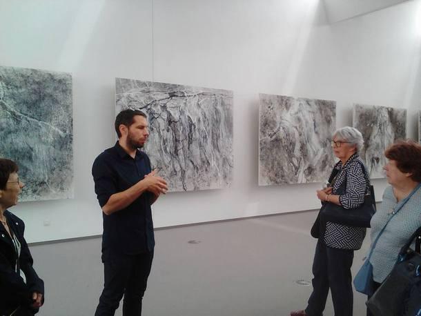 """Представители на повече от 15 националности посетиха арт центъра """"Уго"""