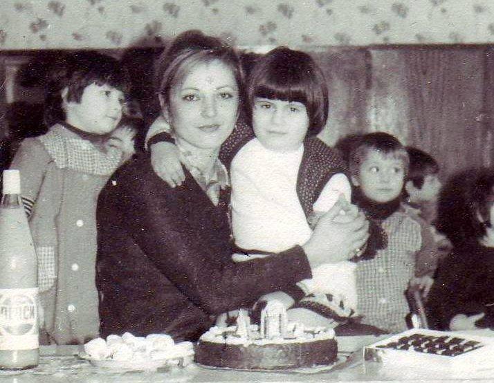 Катя Добрева, личен архив
