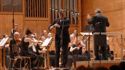 Теодосий Спасов и Софийската филхармония