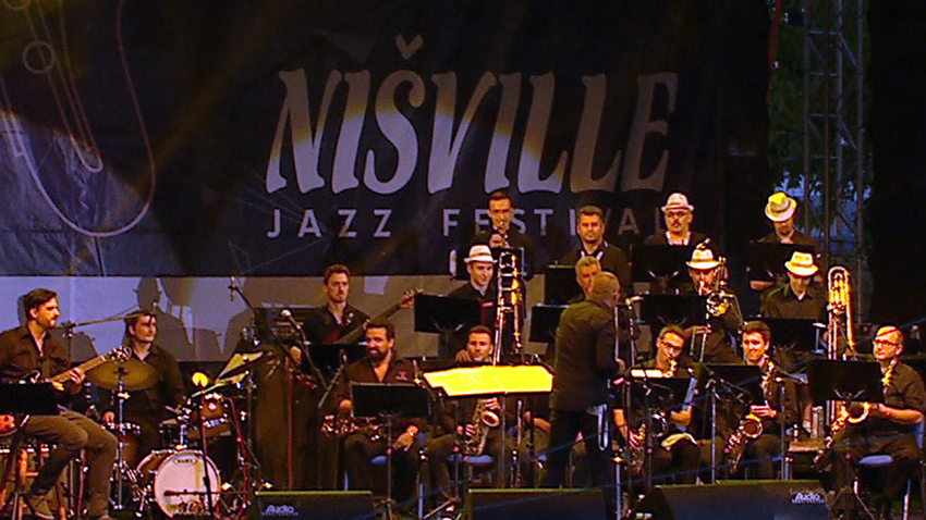 Big band « Nisville »