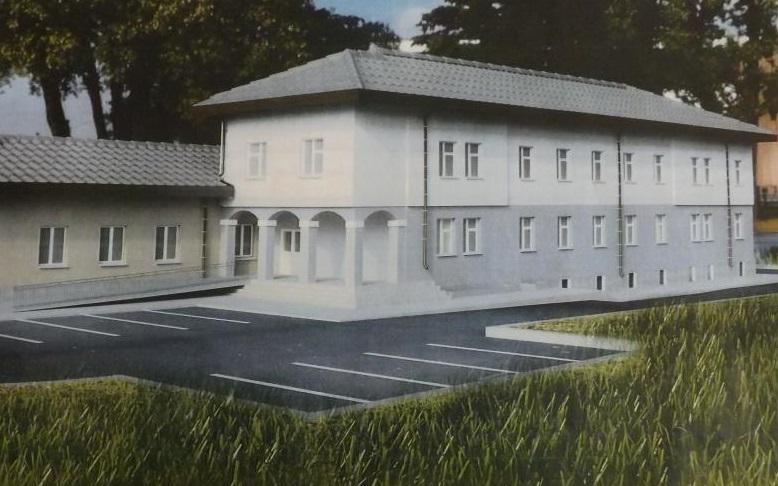 Vırbitsa hastanesini yenileme projesi. Foto: arşiv