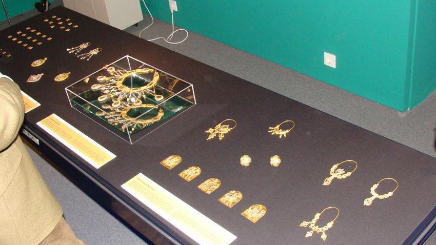 Преславский золотой клад