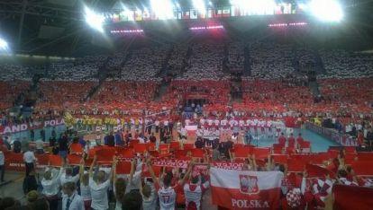 Полша е на финал след 3:0 срещу Германия и благодарение на съдията Юрай Мокри