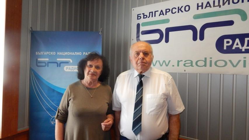 Янка Маринова и Славейко Иванов