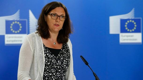 Сесилия Малмстрьом от ЕК