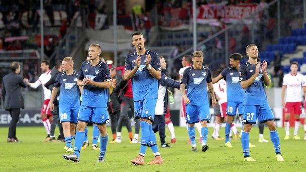 """Съперник на """"Лудогорец"""" завърши 1:1 в Германия"""