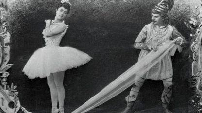 """""""Лешникотрошачката"""" - постановка в Императорския Мариински театър, Санкт Петербург, 1892 г."""