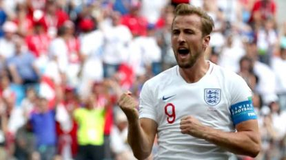 Хари Кейн е големият коз на Англия