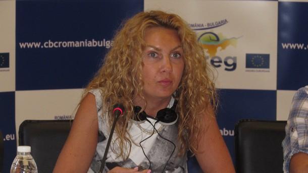 Деница Николова, зам. министър на регионалното развитие