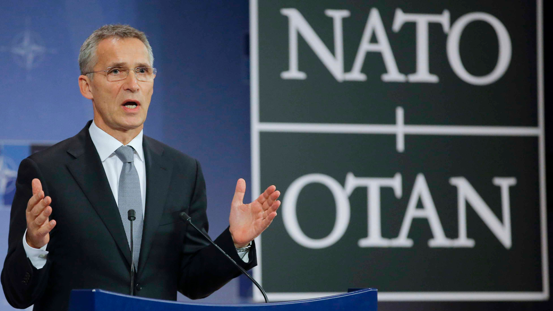 Генералният секретар на НАТО Йенс Столтенберг призова страните-членки да направят