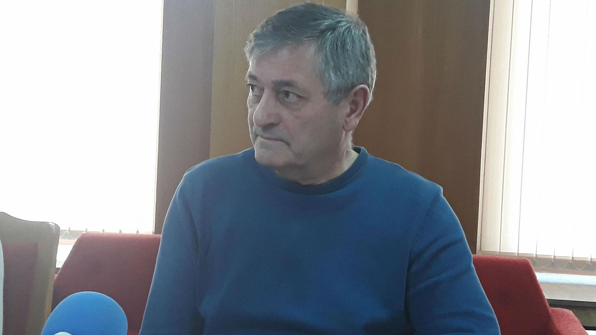 Борислав Станев