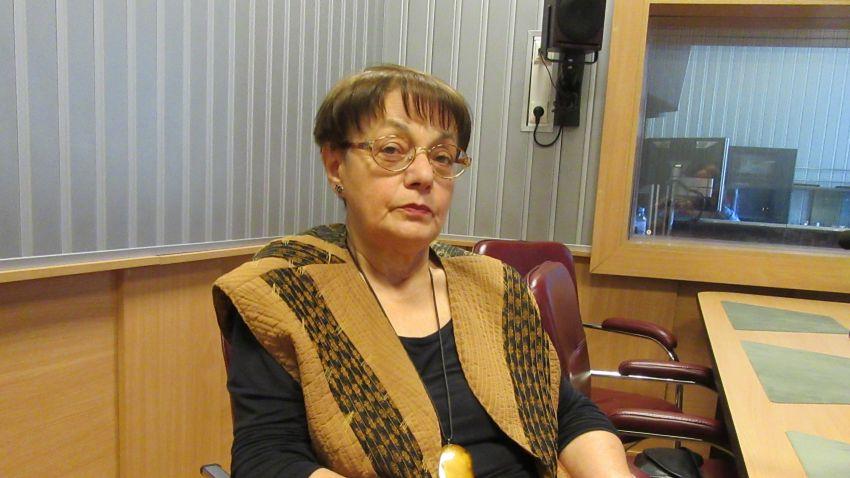 Доц. д-р Ружа Маринска