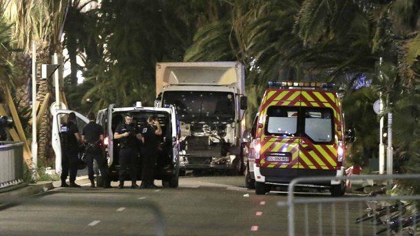 Социологический опрос проведен до теракта в Ницце на минувшей неделе