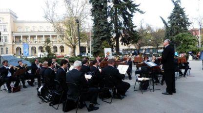Днес Софийският духов оркестър ще озвучи Ларгото